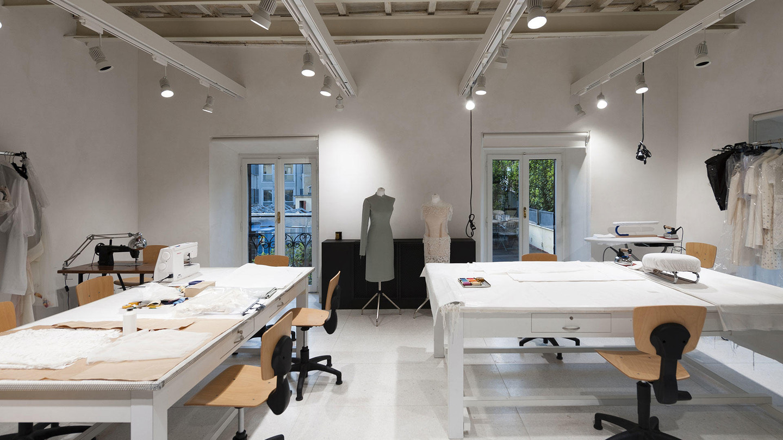 Valentino - Bottega dell'Arte: Valentino couture academyA unique didactic project for young talents