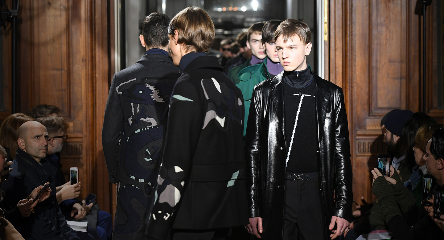 Valentino - Valentino Men's Fall/Winter 2018-19Discover the latest creations