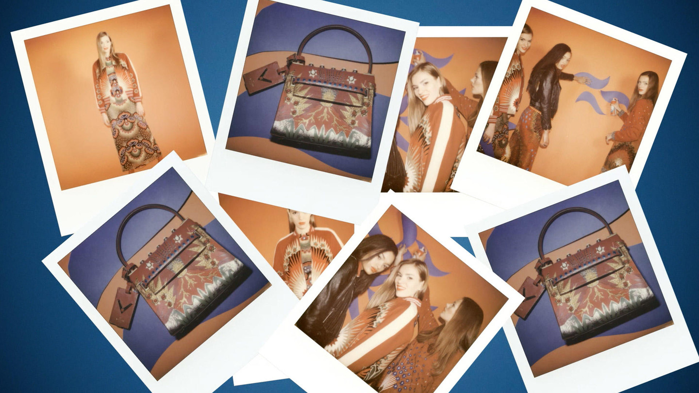 Valentino - Enchanted WonderlandVolcanoes, hearts and stars for an explosive mix of shining loveBrowse the image gallery