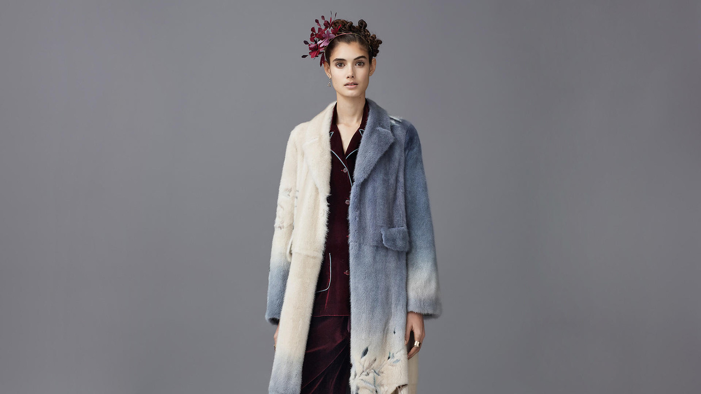 Valentino - FURS FALL 2016A collection leading you to explore faraway lands in styleBrowse the image gallery