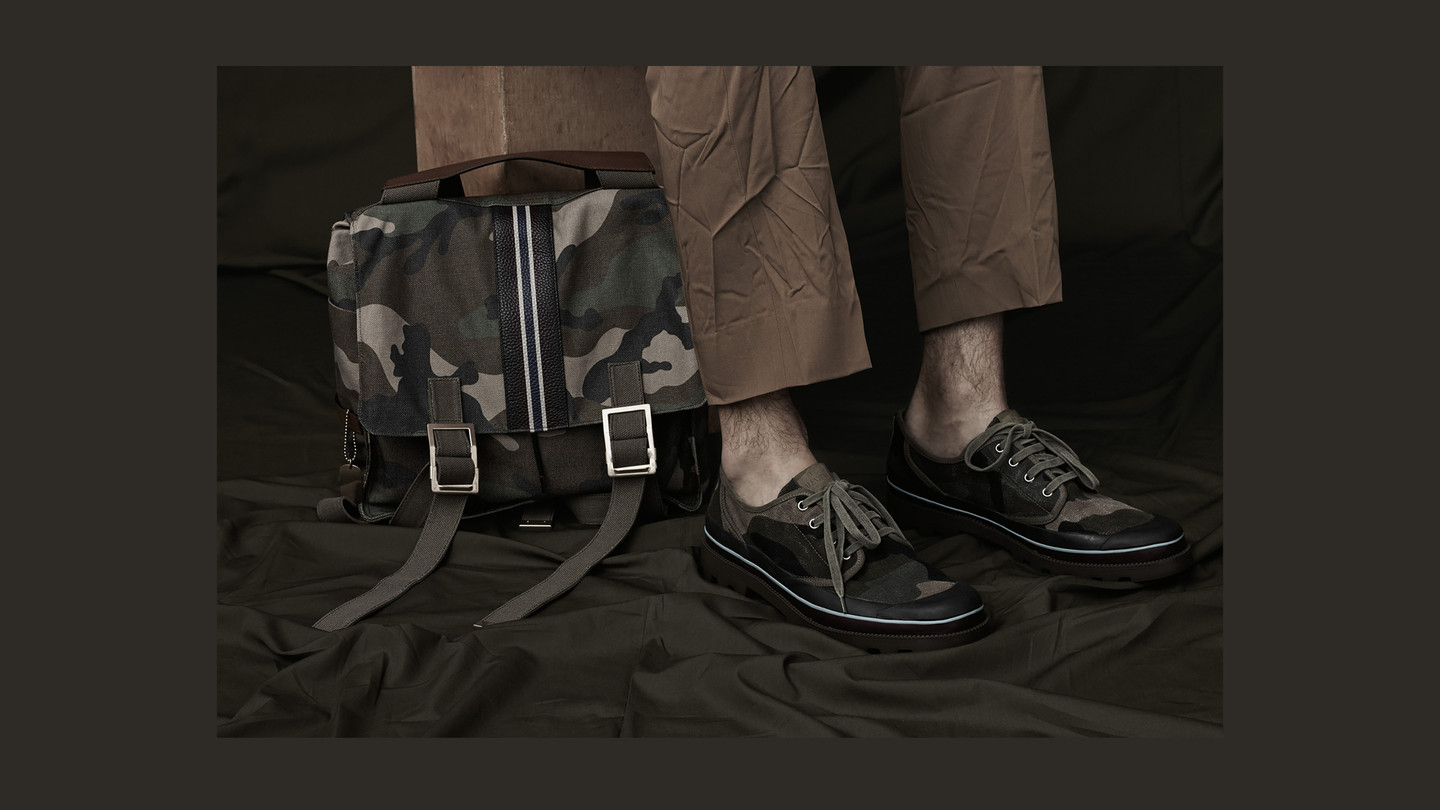Valentino - ID CamouflageWear an experience, again and againShop the collection
