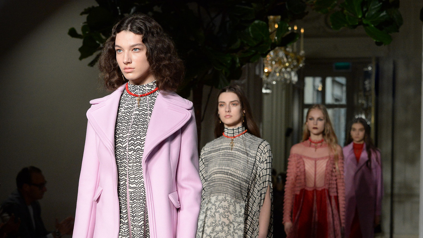 Valentino - Valentino Prêt-à-Porter Fall/Winter 2017-18Discover the latest creations