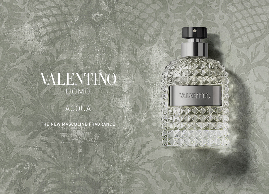 Valentino - Fragrances Man
