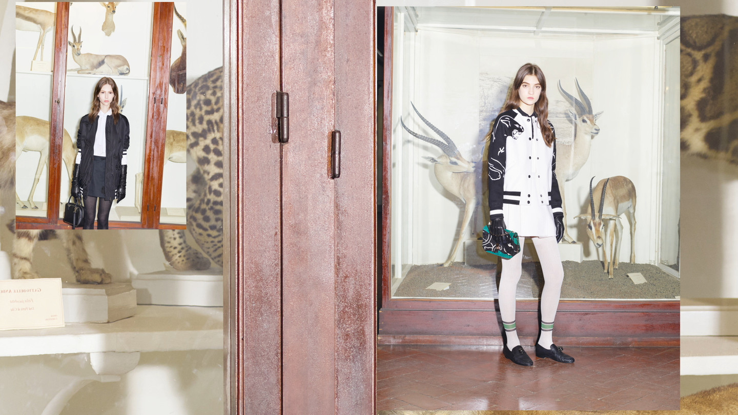 Valentino - Valentino Panther CollectionDaring creative choices, but most of all: freeShop the collection