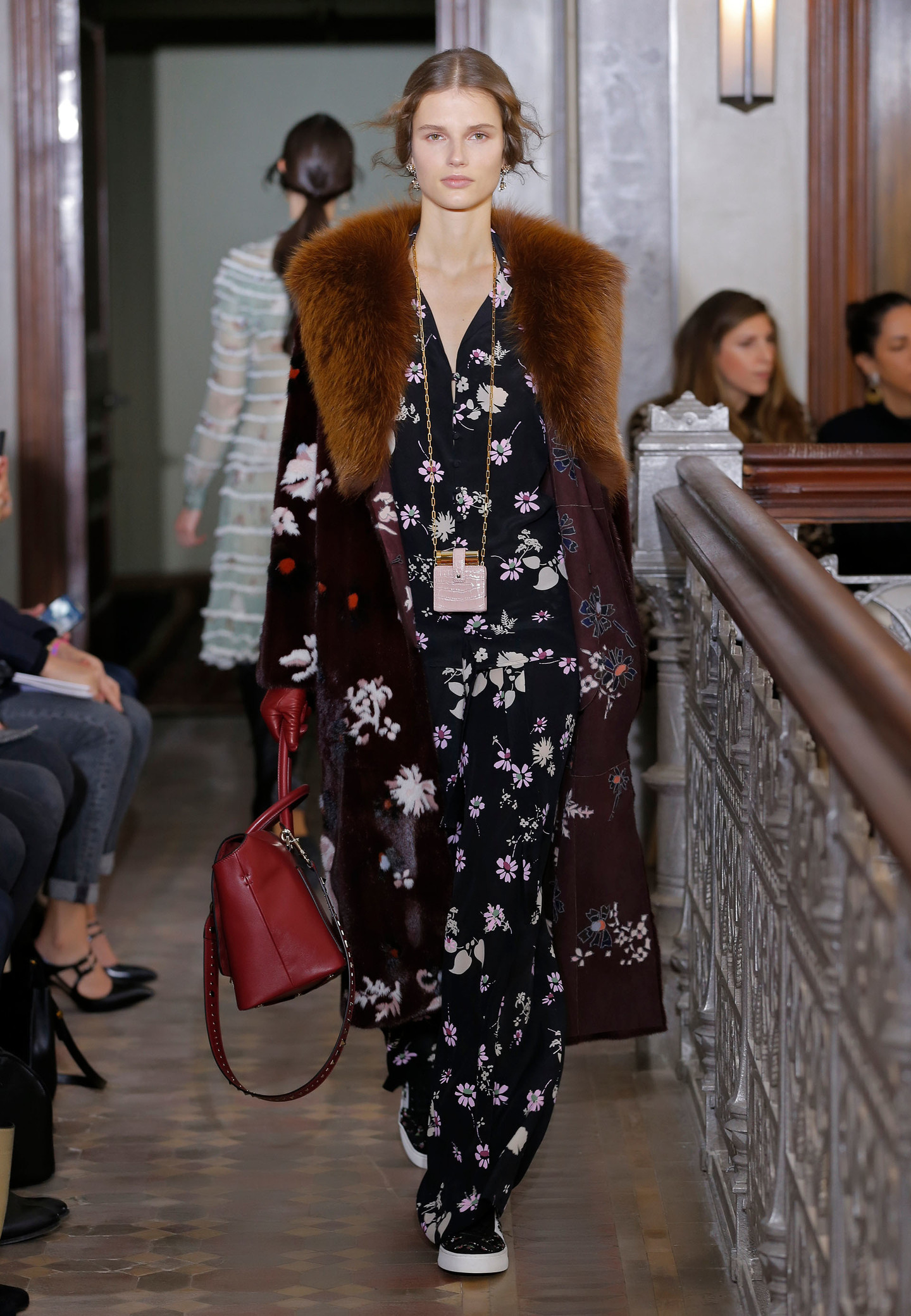 Valentino - Furs Fall 2017Browse the image gallery