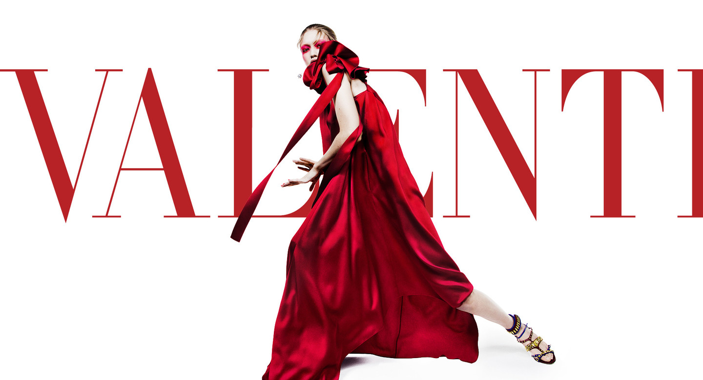 Valentino - Inspired by the archives of the MaisonThe collection that celebrates the Maison Valentino Heritage